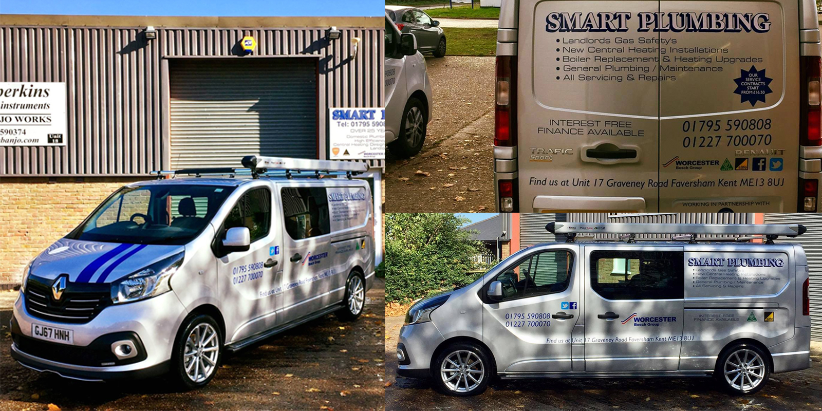 Smart Plumbing - Plumbing & Heating Faversham Whitstable Herne Bay Canterbury
